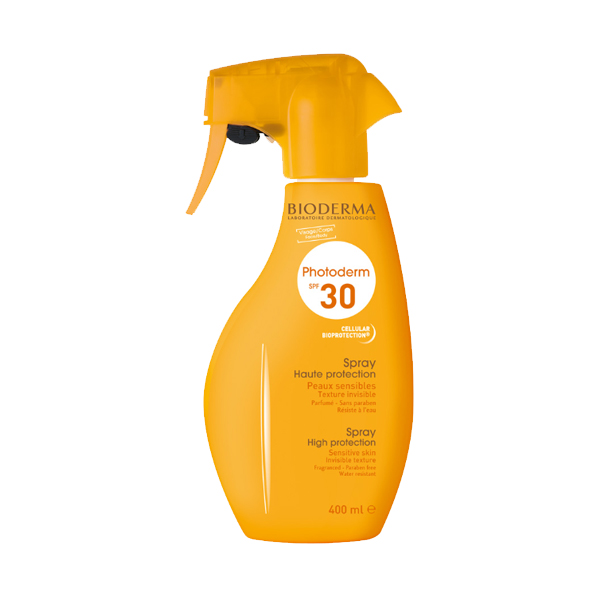 Bioderma Photoderm SPF30 Αντιηλιακό Spray 400ml