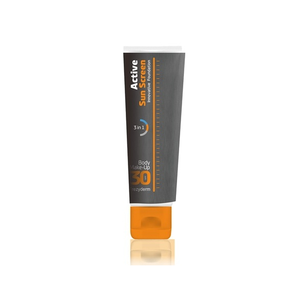 Frezyderm Active Sun Screen Body Foundation Spf30 75ml