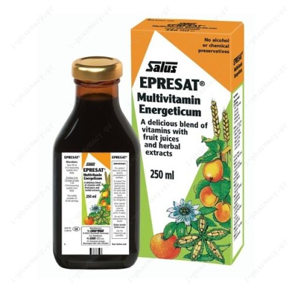 Power Health Salus Floradix Epresat 250ml