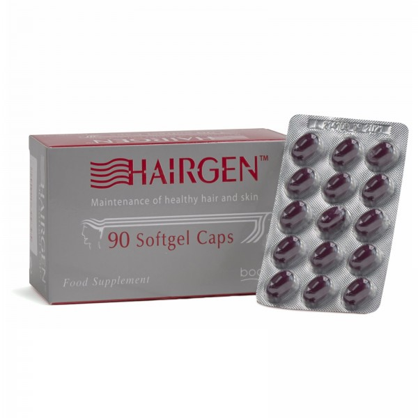 Boderm Hairgen 90softgel caps