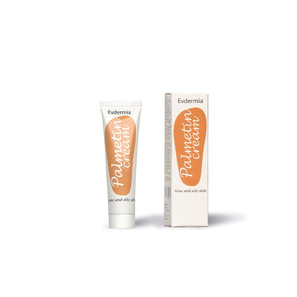 Evdermia (Acne) Palmetin Cream 30ml