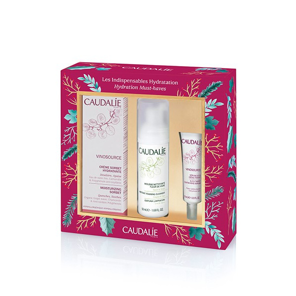 Caudalie Set Hydration Must-Haves it s christmas time    ιδέες για χριστουγεννιάτικα δώρα   χριστουγεννιάτικα δώρα